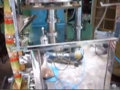 Máy đóng gói hạt điều
