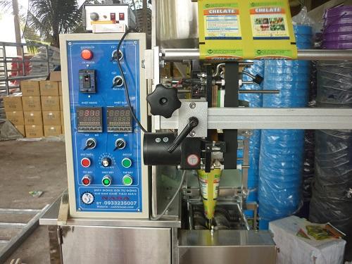 Máy đóng gói thuốc bảo vệ thực vật